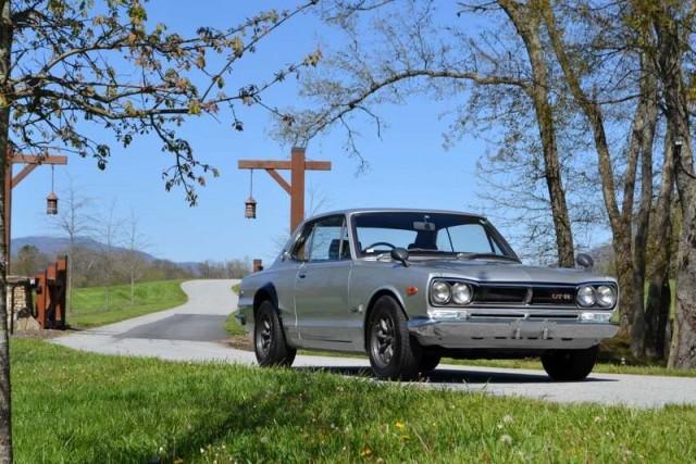 1971 Nissan Skyline GT-R 01