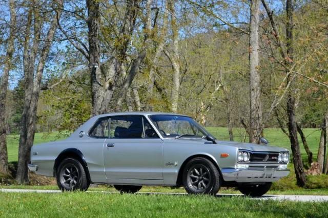 1971 Nissan Skyline GT-R 02