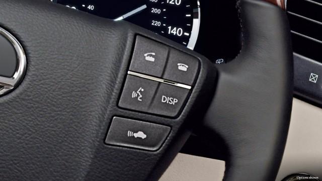 Lexus LX bluetooth