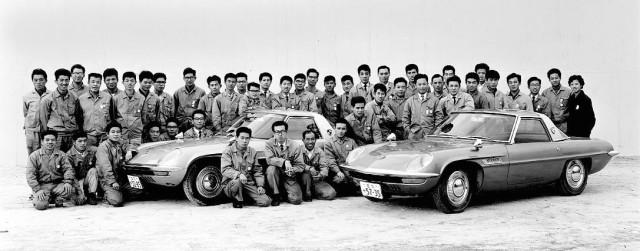 Mazda 47 Rotary Ronin Samurai
