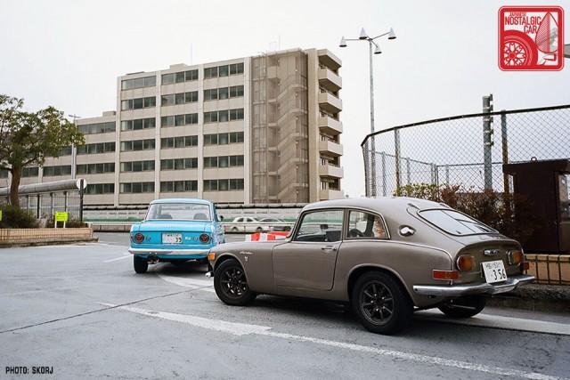 Prince Skyline GT-B & Honda S800- GR1-341s