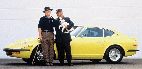 Yutaka Katayama & Mr K actor