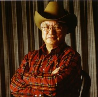 Yutaka Katayama cowboy hat