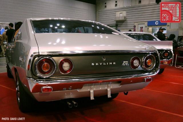068-DL949_Nissan Skyline kenmeri C110