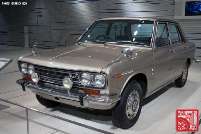 09_Nissan Bluebird 510