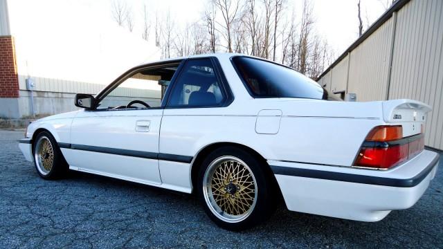 1987 Honda Prelude Si 03