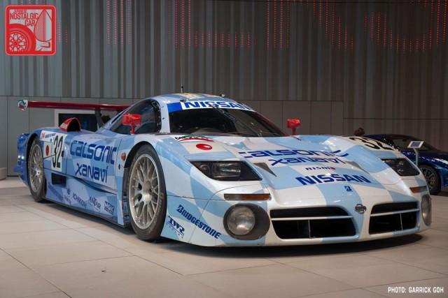 21_Nissan R390 GT1 Le Mans