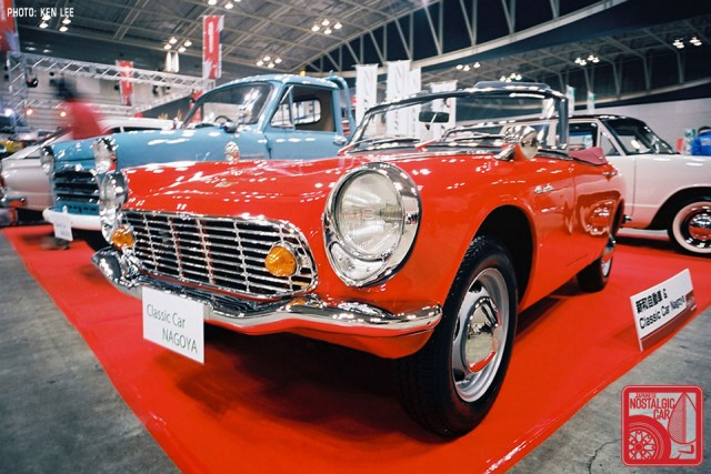 24-1010_Honda S600 Classic Car Nagoya