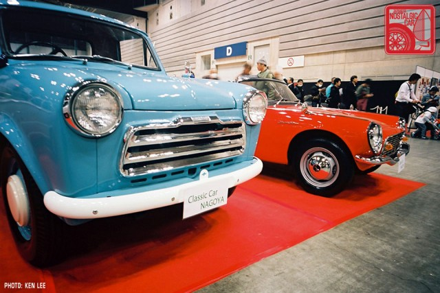 26-1013_Datsun 220 Classic Car Nagoya