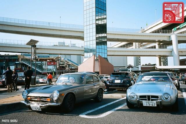 352s_Honda S800 & Toyota Sports 800