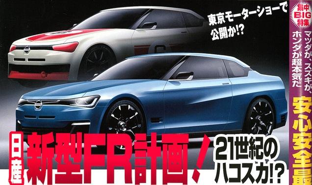 Best Car Nissan IDx render