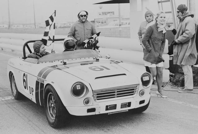 Datsun 2000 Fairlady Roadster BRE 1969
