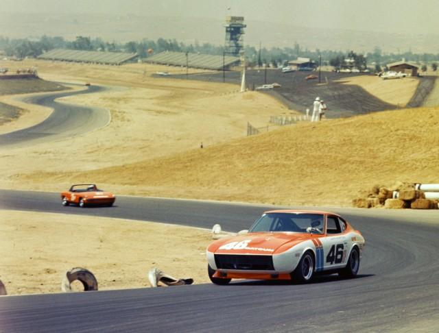 Datsun 240Z BRE 1970