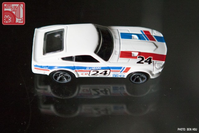 Hot Wheels Datsun 240Z white 2015 JNC 08