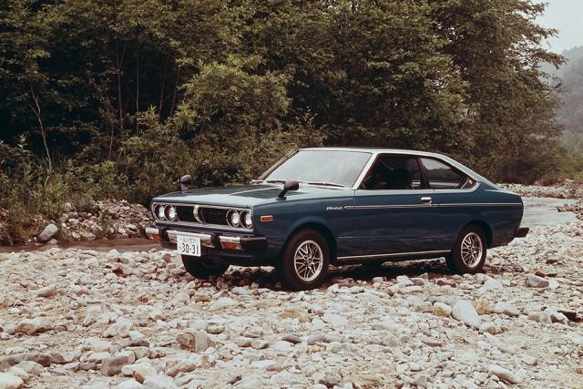 Nissan Violet A10