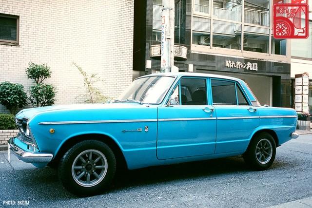 Prince Skyline GT-B - GR1-197s