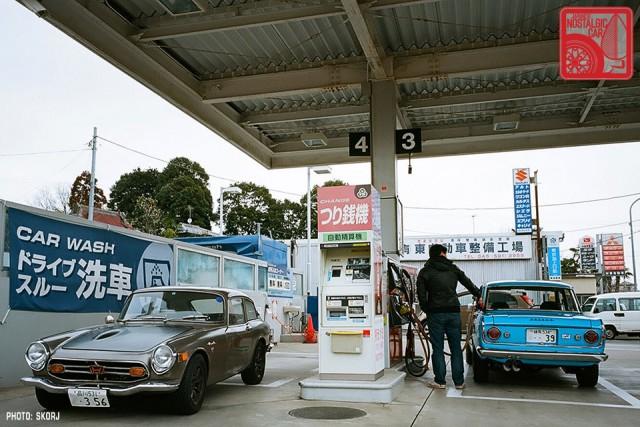 Prince Skyline GT-B & Honda S800- GR1-345s