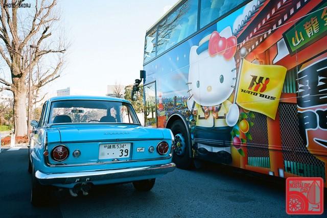 Prince Skyline GT-B in Tokyo- GR1-376s
