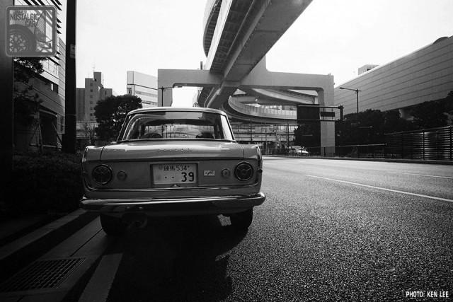 Prince Skyline GT-B in Tokyo - GR21-868