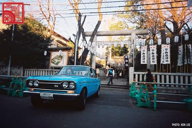 Prince Skyline GT-B in Tokyo - GR21-875