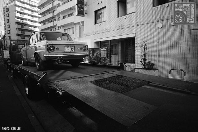 Prince Skyline GT-B shipping - GR21-911