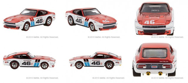 RLC BRE Datsun 240Z official