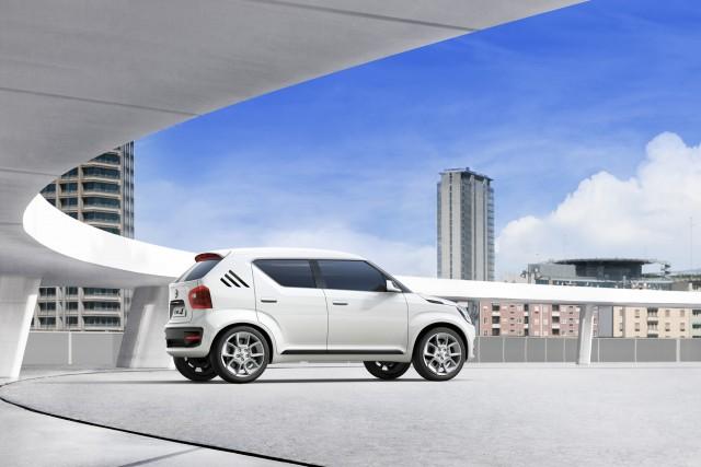 Suzuki iM-4 Concept 7