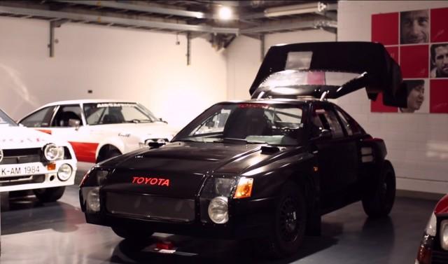 TMG Group S Toyota MR2
