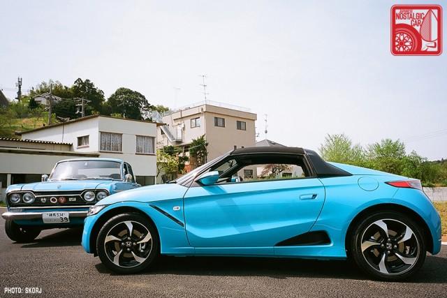 Next Version 2015 Honda S660 Review Japanese Nostalgic Car