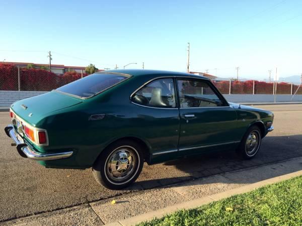 1973 Toyota Corolla TE27 green 03