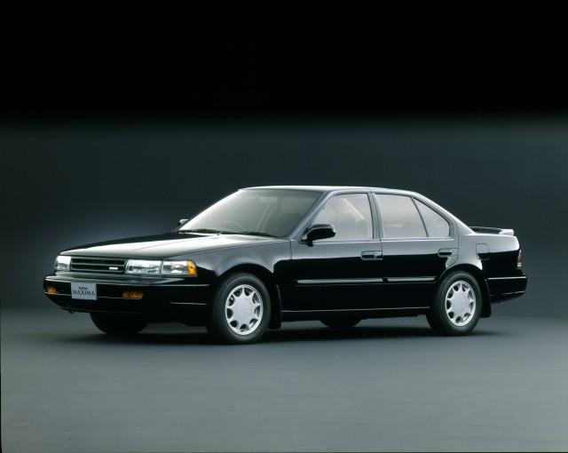 1991 Maxima SE J30