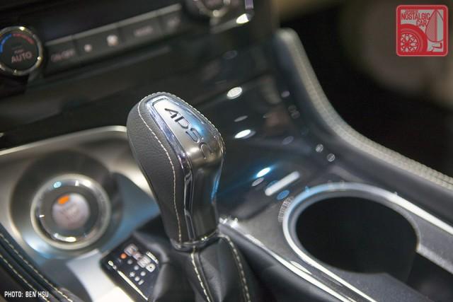 2016 Nissan Maxima 4DSC shifter
