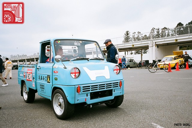 """SPOTLIGHT: Fastest """"car"""" At The Tokyo Bayside Classic Cup"""