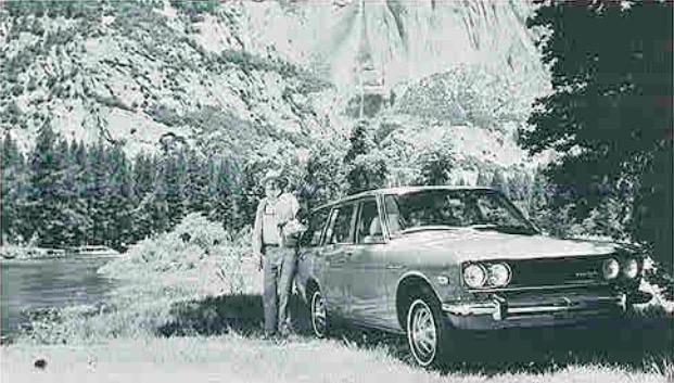 Ansel Adams Datsun 510 Wagon