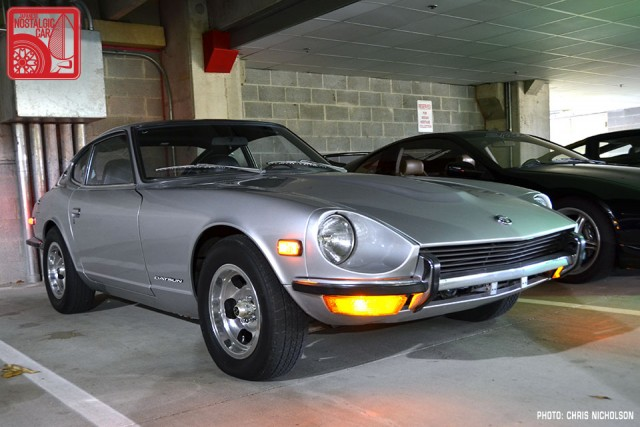 Datsun 240Z Nissan Heritage Collection 01
