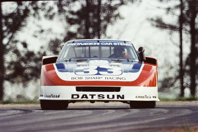 Paul Newman Bob Sharp Datsun 280ZX