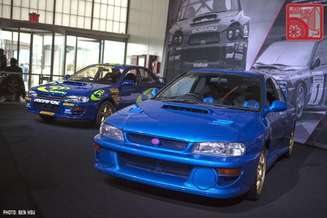 Subaru 22B STI New York Auto Show 2015 02