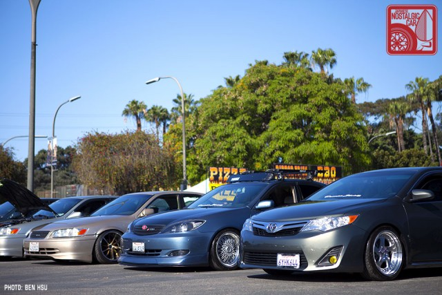 2015 Toyota Camry Slammed >> EVENTS: 20th All-Toyotafest, Part 01 | Japanese Nostalgic Car