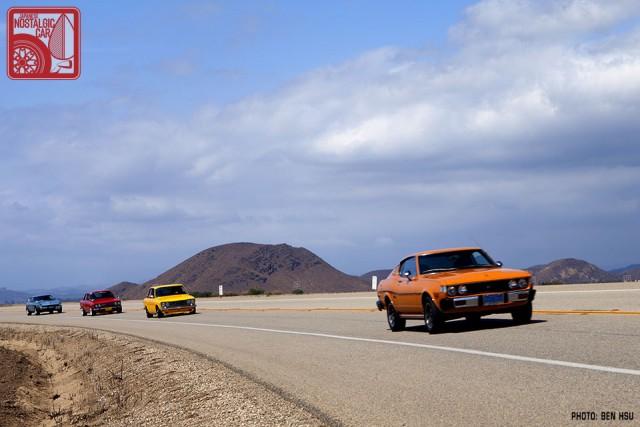 057_Touge California Toyota Celica & Datsun 510