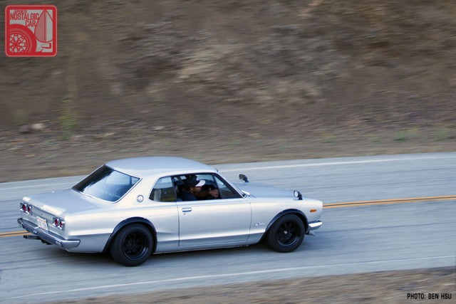 121_Touge California Nissan Skyline C10 Hakosuka