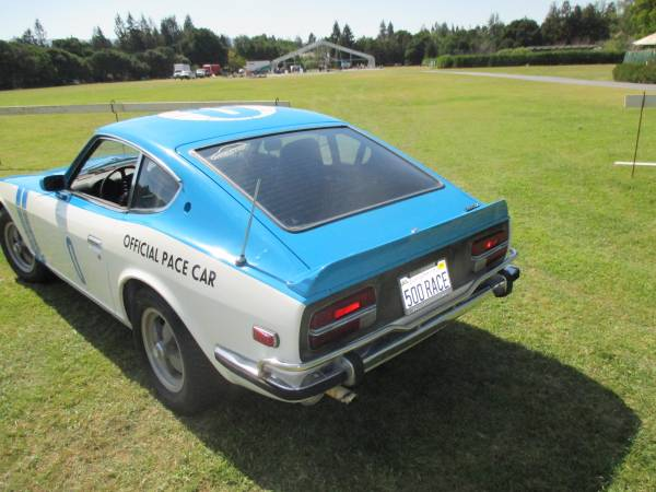 1972 Datsun 240Z Pace Car 03
