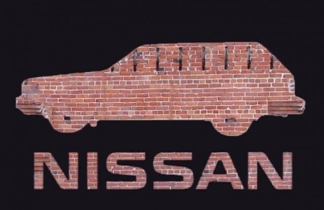 1985 Nissan Maxima Rap