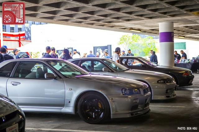 25_Nissan Skyline R32 R33 R34