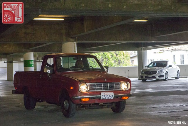 61_Mazda 1200 pickup