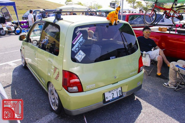 9131_Mitsubishi Minica Pistachio