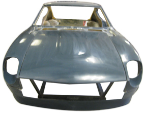 Datsun 240Z FRP body 03
