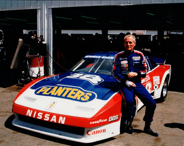 Jnc Theater See The Paul Newman Racing Doc Winning In