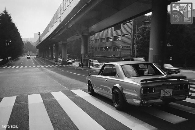 SkW28-660_Nissan Skyline C10 Hakosuka