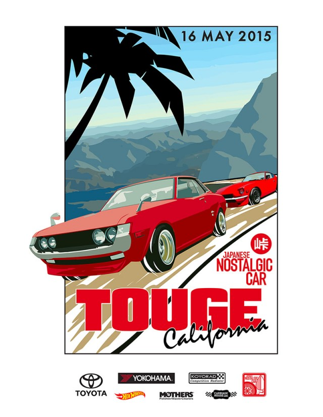 TougeCalifornia2015poster