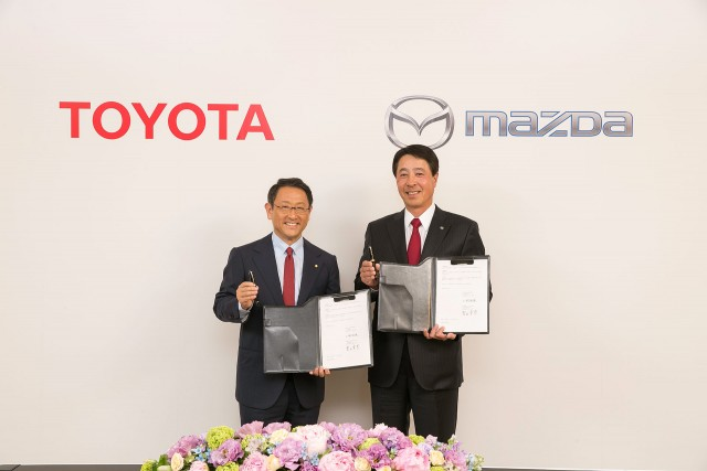 Toyota Mazda partnership 02